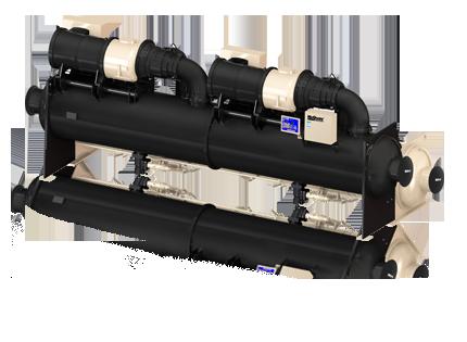 离心式热泵机组 TSC/WCC-HP